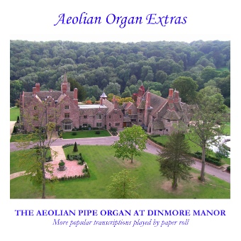 Cover artwork for Aeolian Organ Extras
