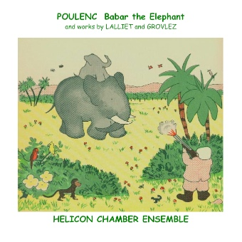 Cover artwork for Babar The Elephant