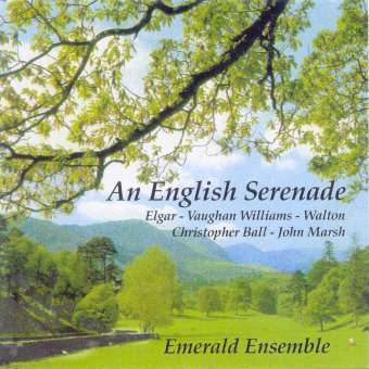 Cover artwork for An English Serenade