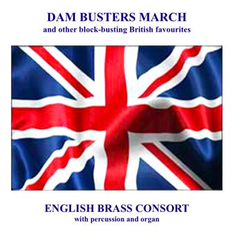 Cover artwork for Dam Busters March