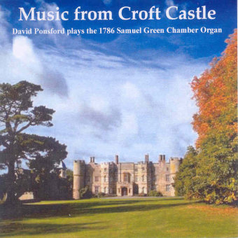Cover artwork for Music from Croft Castle