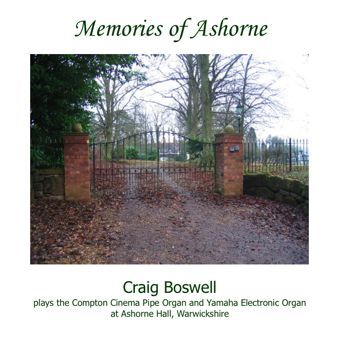 Cover artwork for Memories of Ashorne
