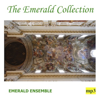 Cover artwork for The Emerald Collection