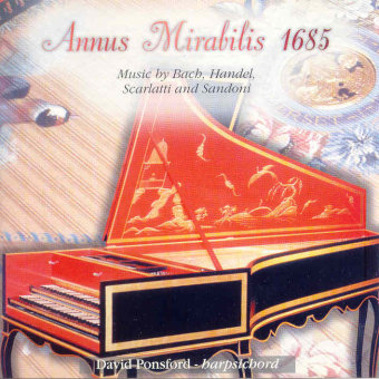 Cover artwork for Annus Mirabilis 1685